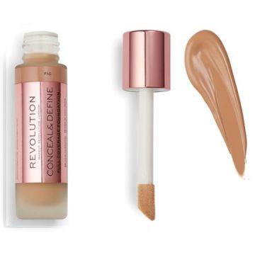 Makeup Revolution Conceal & Define Foundation - F10