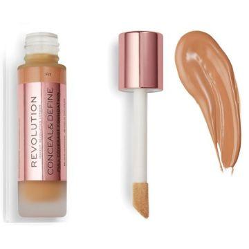 Makeup Revolution Conceal & Define Foundation - F11