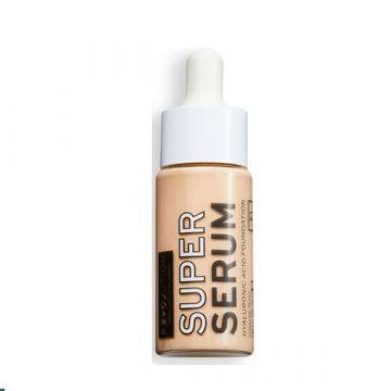 Makeup Revolution Relove Super Serum Foundation - F1