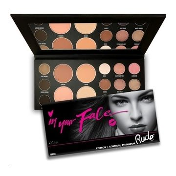 Rude In Your Face 3-in-1 Palette - 75028