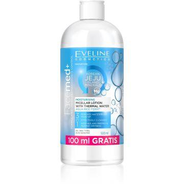 Eveline Facemed+ Micellar Lotion With Thermal Water 400ml - 07-26-00020