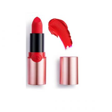 Makeup Revolution Powder Matte Lipstick - Fascination