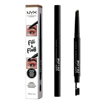 Nyx Fill and Fluff Eyebrow Pomade Pencil – Clear - 0.2 g