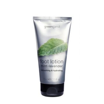Greenland  Fruit Emotions Foot Lotion  - Mint Lavender 75ml