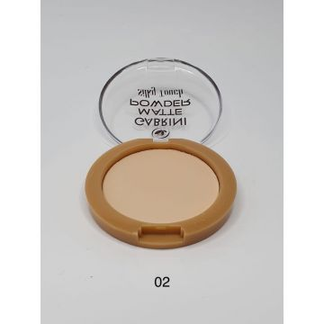 Gabrini Silky Touch Matte Powder # 02 10gm - 10-33-00002
