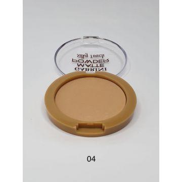 Gabrini Silky Touch Matte Powder # 04 10gm - 10-33-00003