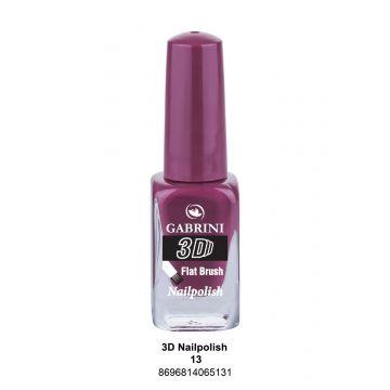 Gabrini 3D Nail Polish # 13 13ml - j4g