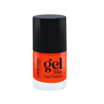 Color Studio Gel Like Nail Polish -  03 Mandarin