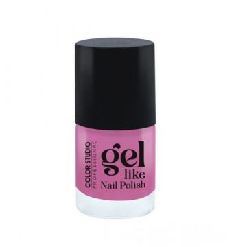 Color Studio Gel Like Nail Polish -  06 Orchid