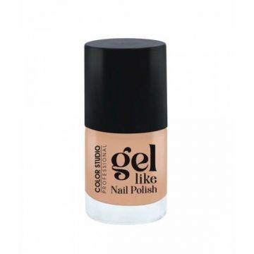 Color Studio Gel Like Nail Polish - 07 Nudist