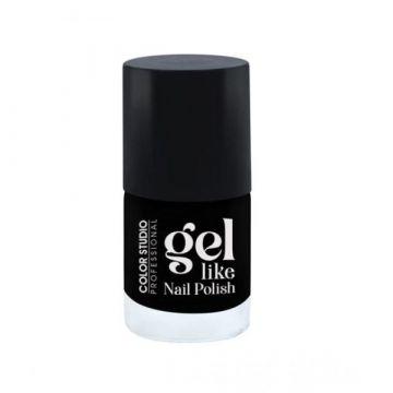 Color Studio Gel Like Nail Polish - 08 Devilish