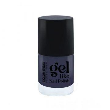 Color Studio Gel Like Nail Polish - 14 Midnight