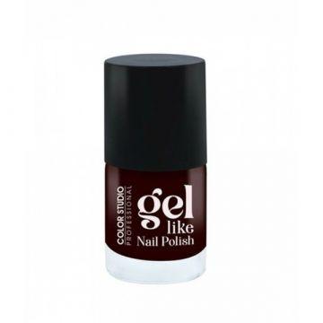 Color Studio Gel Like Nail Polish - 19 Blood Lust