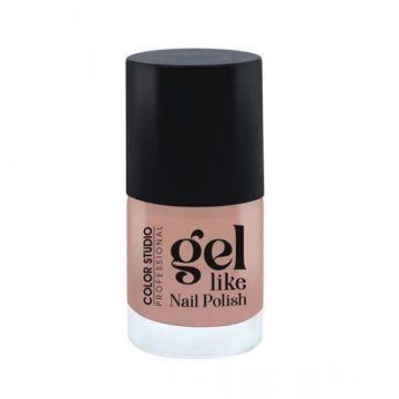 Color Studio Gel Like Nail Polish - 34 Cuba