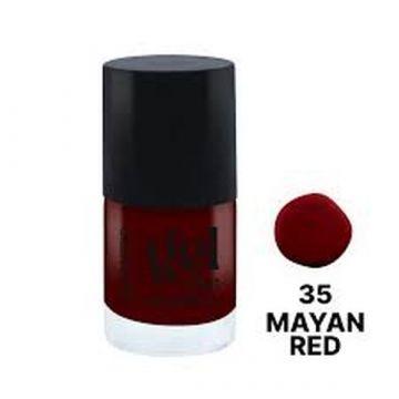 Color Studio Gel Like Nail Polish - 35 Myan Red
