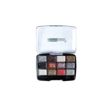 Beauty Treats 12 Colors Glitter Palette - Gemstone - BT413-03 - J4g