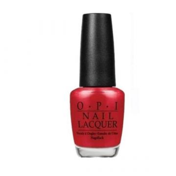 OPI Nail Lacquer Gimme a Lido Kiss - NLV30