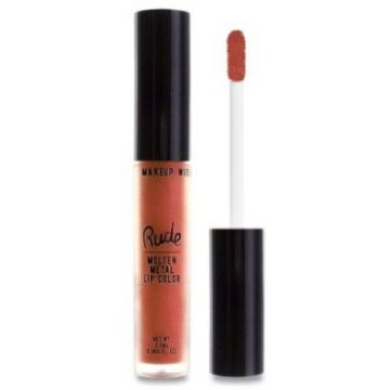 Rude Molten Metal Lip Color - 75035 Going Down In Flames