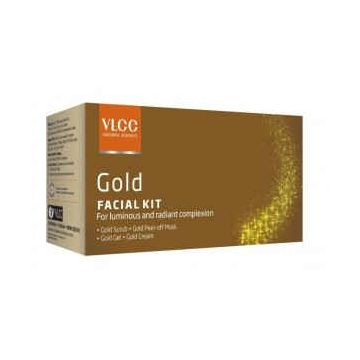 VLCC Gold Single Facial Kit