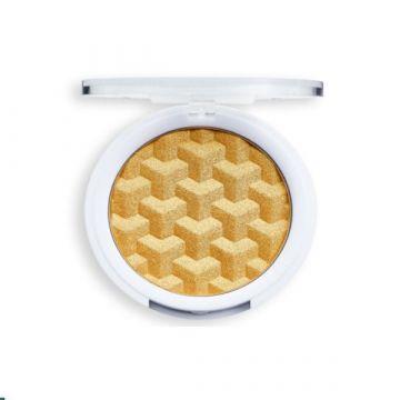 Makeup Revolution Relove Super Highlight - Gold