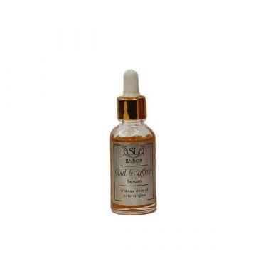 SL Basics Gold & Saffron Serum - 30ml