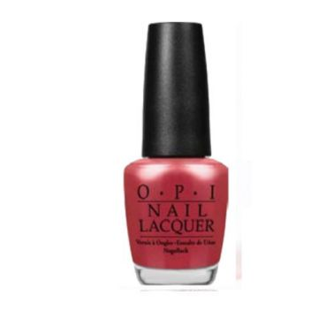 OPI Nail Lacquer Go With the Lava Flow - NLH69