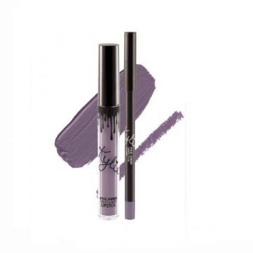 Kylie Matte Liquid Lipstick & Lip Liner - Grape Soda 14g - US