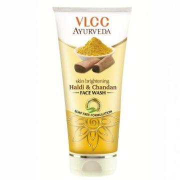 VLCC Skin Brightening Haldi & Chandan Face Wash - 50ml