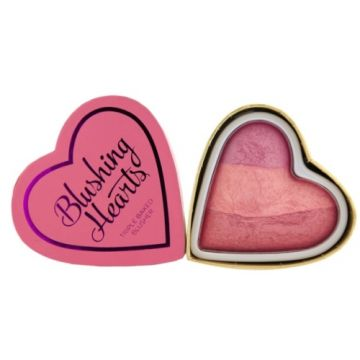 I Heart Makeup Hearts Blusher - Blushing Heart