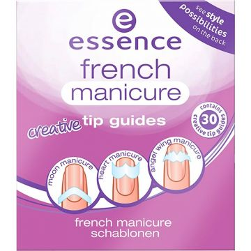 Essence French Manicure Creative Tip Guides - From Heaven With Love (02)