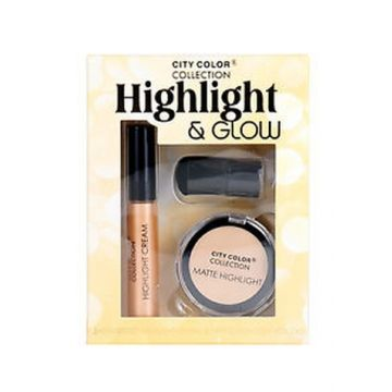 City Color Collection Highlight & Glow Set - BB