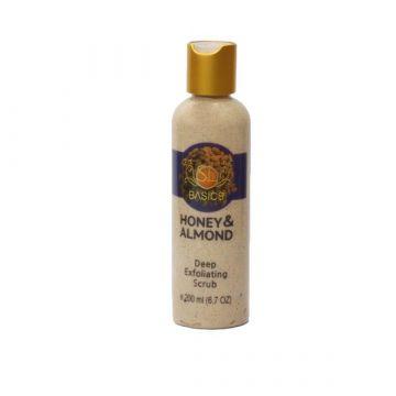 SL Basics Honey & Almond Scrub - 200ml