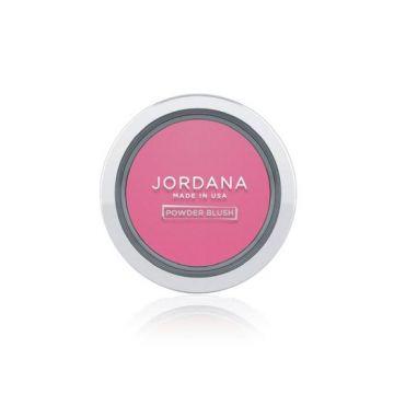 Jordana Powder Blush - Hot Raspberry