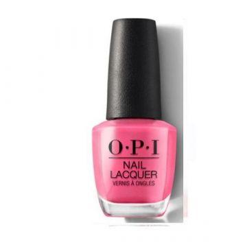 OPI Nail Lacquer Hotter Than Pink - NLN36