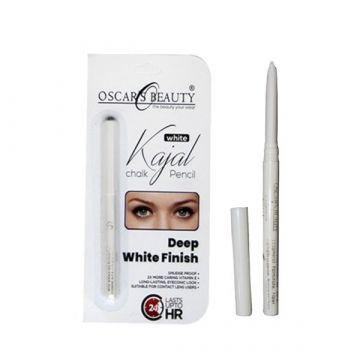 Oscar Beauty Kajal Chalk Pencil - White