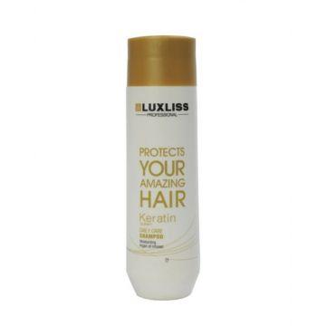 Luxliss Keratin Smoothing Daily Shampoo Volume 500ML