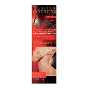 Eveline Depilatery Laser Precision Soft For Sensitive Areas - 07-25-00004