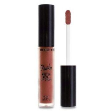 Rude Molten Metal Lip Color - 75037 Lavalicious