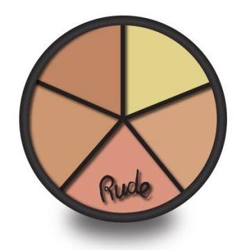 Rude Fabulous Concealer Wheel - 65916 Light
