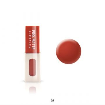 Gorgeous Pro Matte Lipstick - 0006
