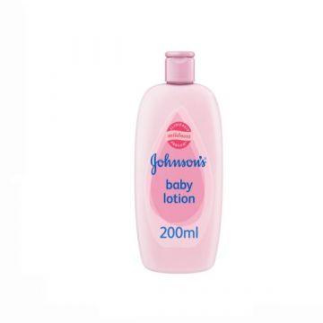 Johnson's Lotion Baby Lotion 200ml - 5000207004578