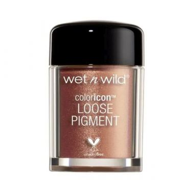 Wet n Wild Limited Edition Color Icon Loose Pigment - 34835 Heart of Rose Gold