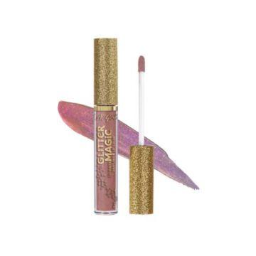 LA Girl Glitter Magic Shimmer Shifting Lip Color Champagne Fizz GLC893 3ml - US