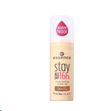 Essence Stay All Day 16h Makeup - 30 - 4250338410842