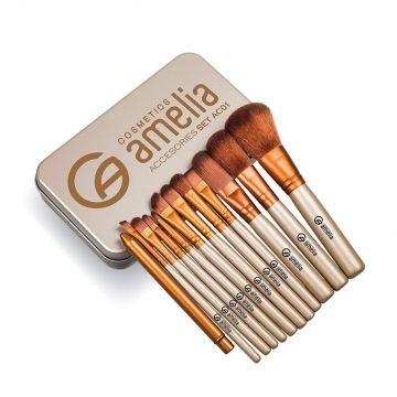 Amelia Makeup Brushes Set
