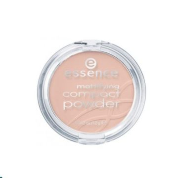 Essence Mattifying Compact Powder - 02 - 4250035270510