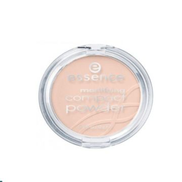 Essence Mattifying Compact Powder - 04 - 4250035271616