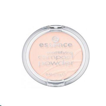 Essence Mattifying Compact Powder - 11 - 4250587773200