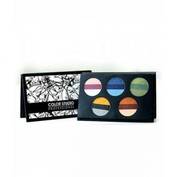 Color Studio Metal Eyes Eyeshadow Palette