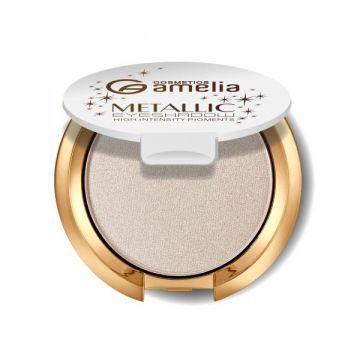Amelia Metallic Eyeshadow - Champagne